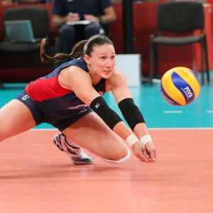 Nicole Davis: Volleyball and Making a Ripple