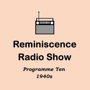 Show 10: 1940s