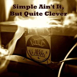 **Simple Ain't It, But Quite Clever**