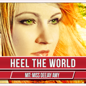 Heel the World with Miss DJ Amy (19.10.2015)