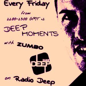 zumb0 - Deep Moments - Radio Deep - 07.11.2014