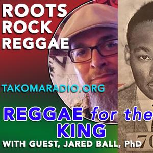 Reggae for the King (Martin Luther King Jr.)