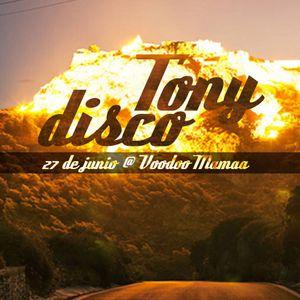 Tony Disco - Podcast #2 iLove.MX
