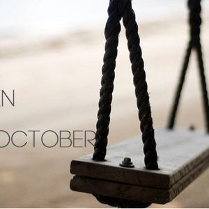 I'm on the swing in October
