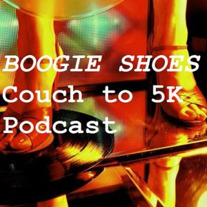Boogie Shoes Couch to 5K  - Week 6, Day 3