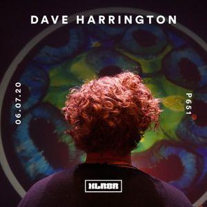 XLR8R Podcast 651: Dave Harrington