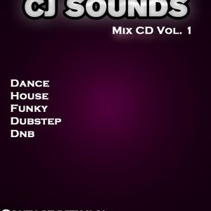 CJ SOUNDS MIX CD Vol.1