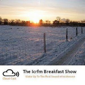 Breakfast Show Tue 22nd Nov 2011