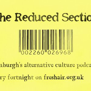 The Reduced Section Podcast  no#2 - 16/01/2012 - Poetry Slams, The Correspondents