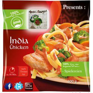 The Next Episode.... India Chicken