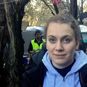 """Anna i Grekland: """"Offrat för mycket för att åka hem"""""""