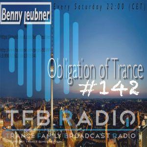 Podcast - Obligation of Trance #142