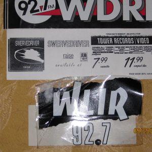 WLIR Audio tape 1a