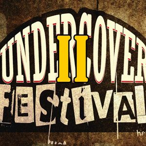 Countdown to Undercover Festival!! With Mick Moriarty and guests 10th September 2014