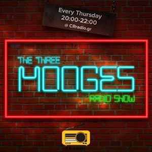 The Three Mooges Radio Show @CR Radio 17-11-2016 | Tom To Skouliki, One Eyed Bert & NKS