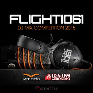 Flight 1061 DJ Competition - efduk