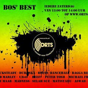 Best of Bosbestradio jan-jul 2010
