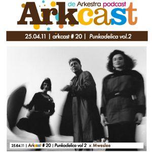 ARKcast #20   Punkadelica vol.2 x Mweslee.mp3