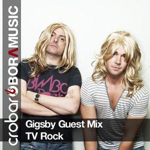 Crobar BoraMusic HouseCast 139 - TV Rock + Barish Turker