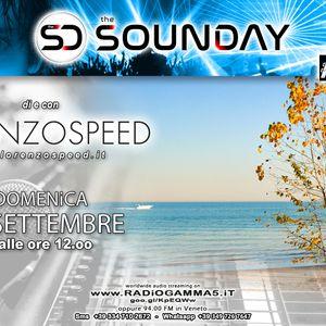 LORENZOSPEED* presents THE SOUNDAY Radio Show Domenica 27 Settembre 2020 with iNTERNATiONAL BLOG