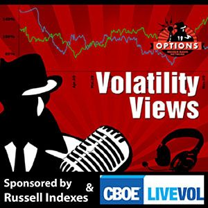 Volatility Views 208: Fed and Brexit Jump Start the VIX