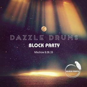 Dazzle Drums Block Party Mixshow 8.08.18