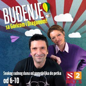 Buđenje sa Goricom i Draganom 19.03.2019.