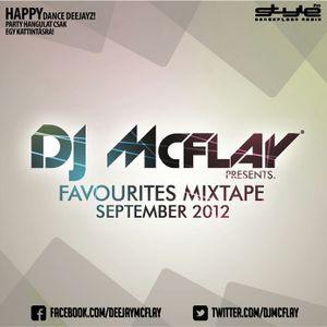 DJ Mcflay® - Favourites Mixtape September 2012