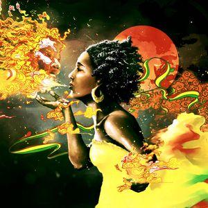 DjJennyJones Reggae-lish House Mix 2013- aired on CHLY Nanaimo Redzone Reggae show