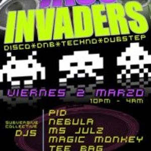 Bass Invaders 2-2012