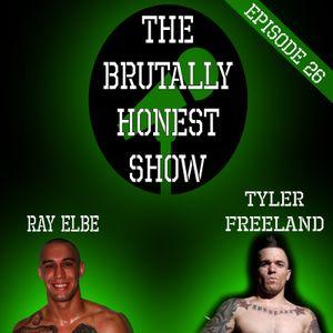 Episode 26 - Ray Elbe - Tyler Freeland