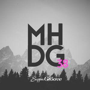 Meia Horinha De Groove - Vol. 38