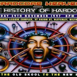 DJ Sy with Ribbs, Charlie B & Storm at Hardcore Heaven The History of Hardcore (Old Skool Room)