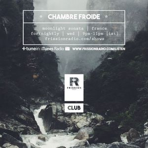 Chambre Froide #20 w/ Moonlight Sonata - Tribute To Echospace Galaxy