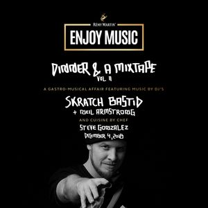 Skratch Bastid - Dinner & A Mixtape (4/12/18)