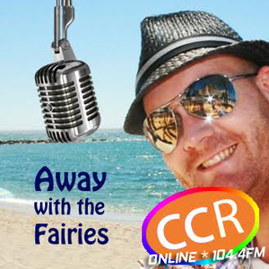 Away with the Fairies: Santiago - Chile - @kev_away - 15/05/17 - Chelmsford Community Radio