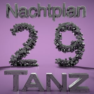 DJ Led Manville - Nachtplan Tanz Vol.29 (2016)