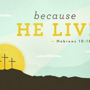 Because He Lives - Audio