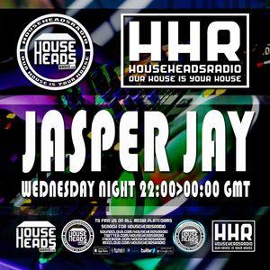 JASPER JAY - THE 3 AMIGOS - MIDWEEK SESSIONS - NU-HOUSE SET - HOUSEHEADS RADIO - 01.02.17