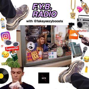 F.Y.B. Radio @ No Fun Radio 10/19/17