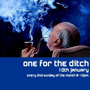 One for the ditch 10th January