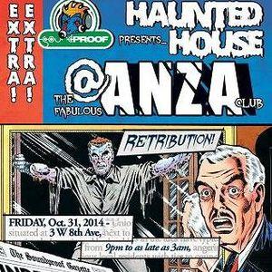 Live @ Anza Halloween Haunted House [10.31.14]