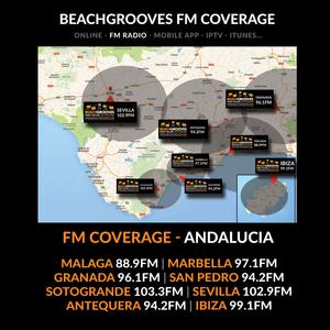DJ Jonny Howard BeachGrooves FM Deep House mix 25th April 2016