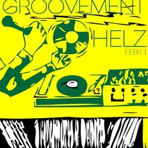 GROOVEMENT // Helz: Nah Mean! / 8FEB11