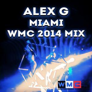 ALEX G MIAMI WMC 2014 MIXSET