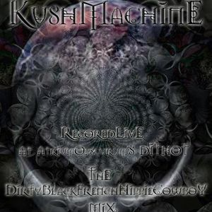 KushMachine - Dirty BlackFrench Hippy Cowboy 2011 ep teaser