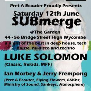 Ian Morbey SUBmerge 01