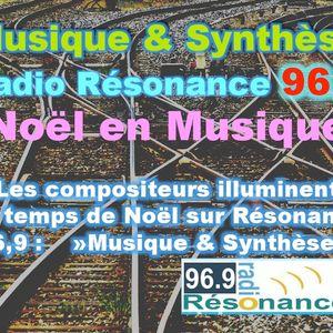 Musique & Synthèse Musiques pour le temps de Noël