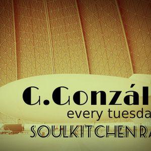 G.González -SoulkitchenRadio Show 23.10.2012