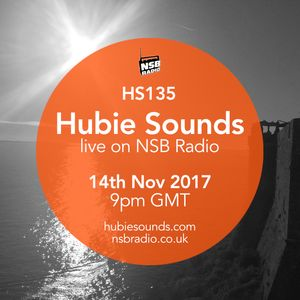 Hubie Sounds 135 - 14th Nov 2017